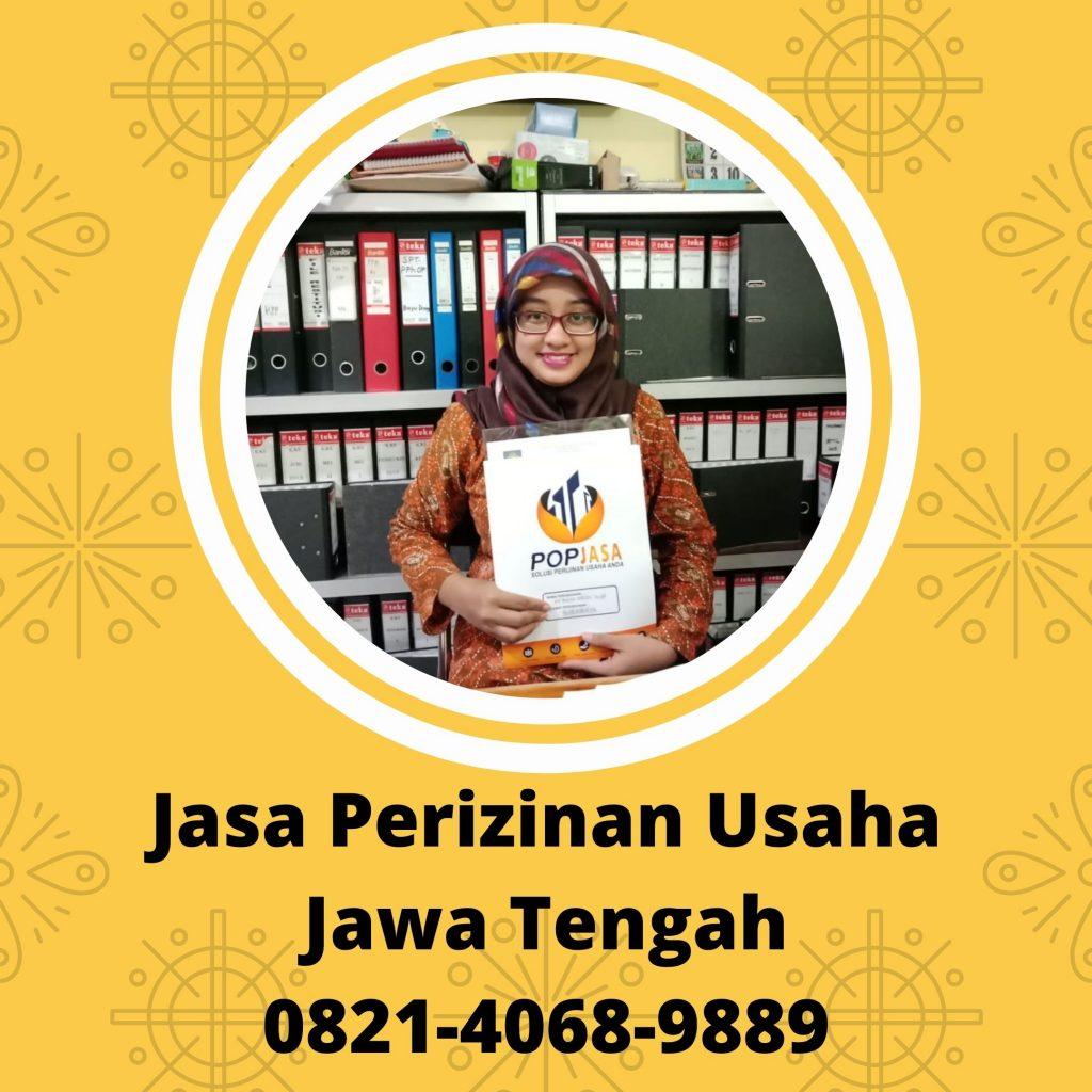 Jasa Perizinan Usaha Jawa Tengah