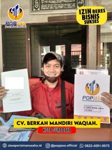 Jasa Perizinan CV Surabaya